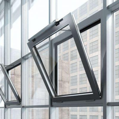 távműködtetésű ablak